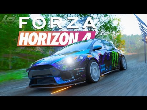 Nicht den Focus verlieren! - FORZA HORIZON 4 Part 104 | Lets Play thumbnail