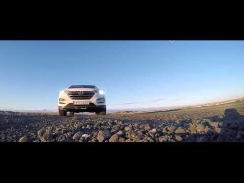 Iceland Epic Road Trip 8of8 - SEVERE Problems flying a Phantom Drone in Iceland Reykjavik