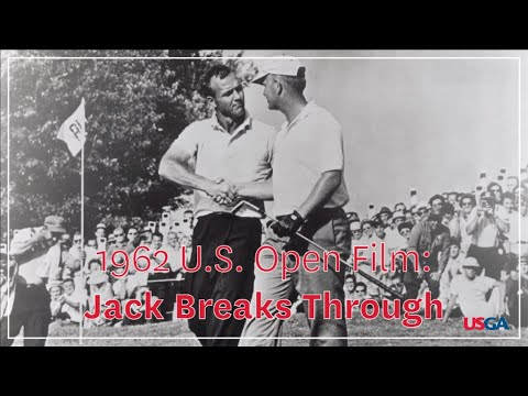 """1962 U.S. Open Film: """"Jack Breaks Through"""" from YouTube · Duration:  31 minutes 50 seconds"""