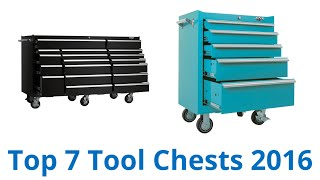 7 Best Tool Chests 2016