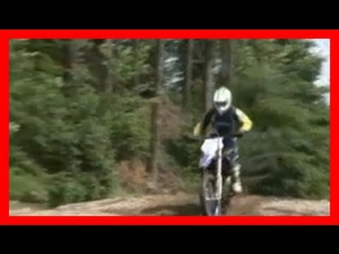 Husaberg 2010 - Supermoto and Enduro motorbikes