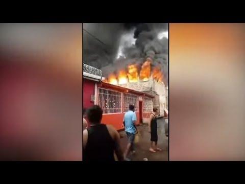 نيكاراغوا: مقتل ثمانية أشخاص في احتجاجات دامية ضد الرئيس أورتيغا  - نشر قبل 9 دقيقة
