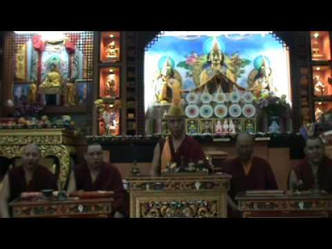 Recital: Gaden Lhagyama