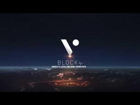 BlockV's CEO Reeve Collins At Blockchain Unbound
