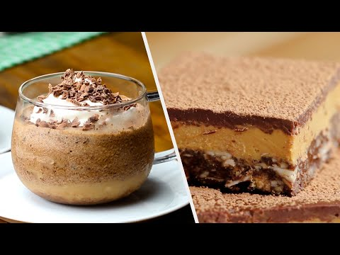 Coffee Lovers Only • Tasty Recipes