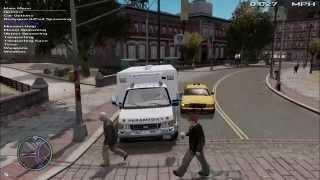 GTA IV LCPDFR Unmarked Ep6 Nissan GTR t