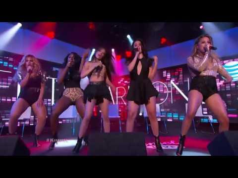 Fifth Harmony - Worth It & BO$$ (Jimmy Kimmel Live 2015)