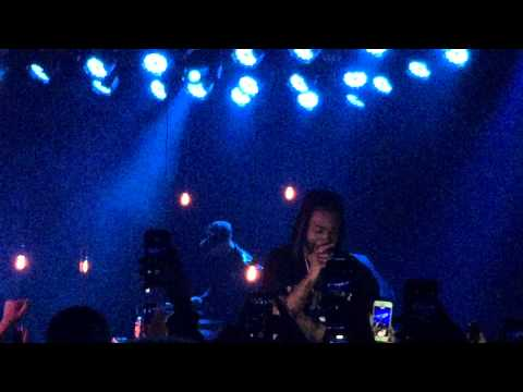 PARTYNEXTDOOR featuring Drake - Recognize Live at The Roxy