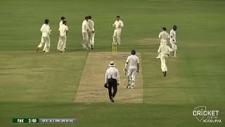 Extended highlights: Pakistan nervy again under lights
