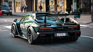 Supercars in London June 2019 - #CSATW78