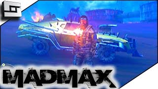 Mad Max Gameplay - ULTIMATE BIG CHIEF V8! ( Walkthrough ) Part 51