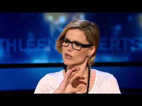 STROMBO: Kathleen Robertson on Chicago politics
