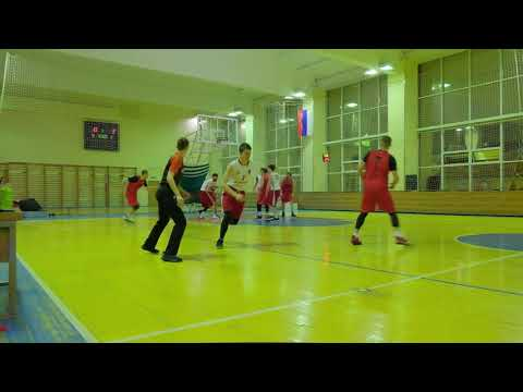 РБЛ МЛ Университет vs Жуки 14 03 20