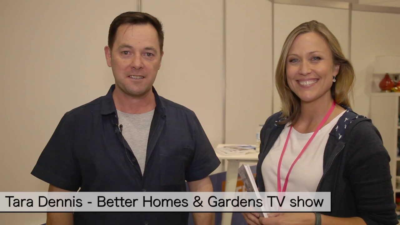 2016 Better Homes Garden Show Live Melbourne Youtube
