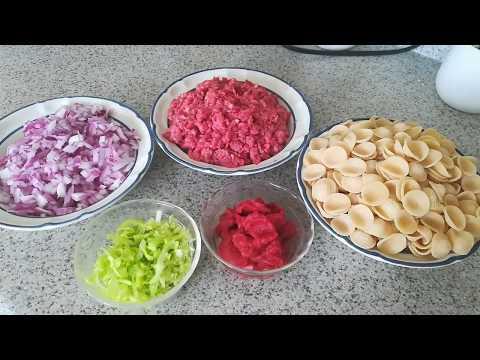 Ethiopian Food ምርጥ መኮረኒ አሰራር