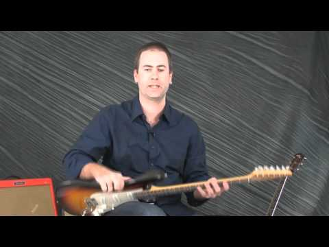 Blues Guitar Lesson: 8 Bar Blues Key To The Highway Style