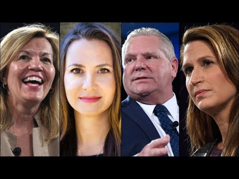 Ontario PC leadership debate in Ottawa LIVE