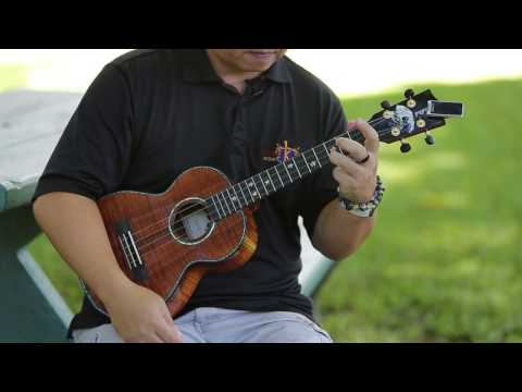 Learn How to Play 'Ukulele: Hi'ilawe with Herb Ohta Jr.