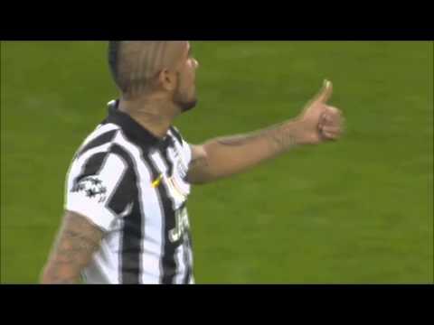 Juventus vs Monaco 1 - 0 [ UEFA Champions League ] Highlights 15/04/2015