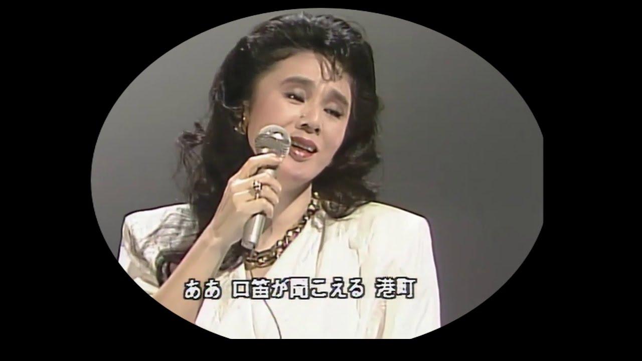 ちあきなおみ 石原裕次郎を歌う。「口笛が聞こえる港町」「こぼれ花」「粋な別れ」「泣きはしないさ」