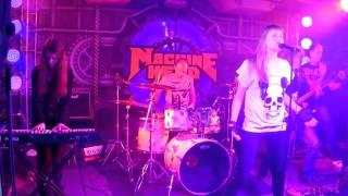 Скипетр - Не плачь (01.02.2015, Саратов, live) (female fronted heavy metal)