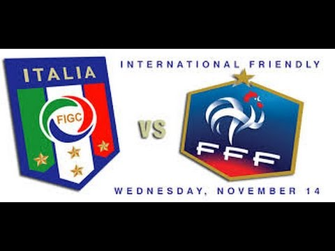 Tournament France 1997: Italy   vs    France   (compacto 50 mins)