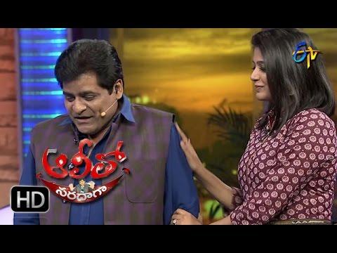 Alitho Saradaga | 21st November 2016 | Priyamani | Full Episode | ETV Telugu