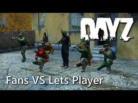 PVP EVENT Lets Player VS Fans Vengaard Stream #002 [4K] Let's Play DayZ