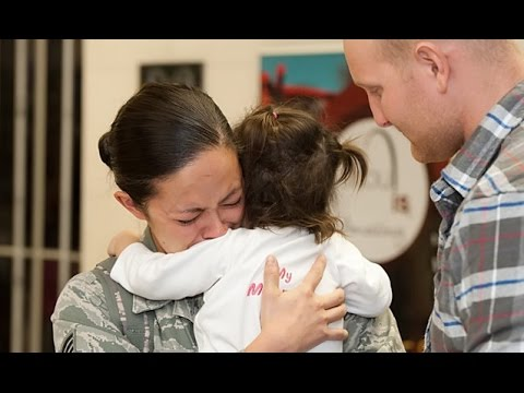 Soldiers Coming Home Best Surprise Compilations || CompilationTV ✔