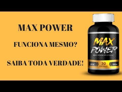 Max Power Funciona? Max Power é bom mesmo? vale a pena? onde comprar Max Power como tomar?