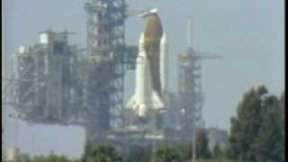 STS-6 Countdown & Launch - 1 (Challenger)