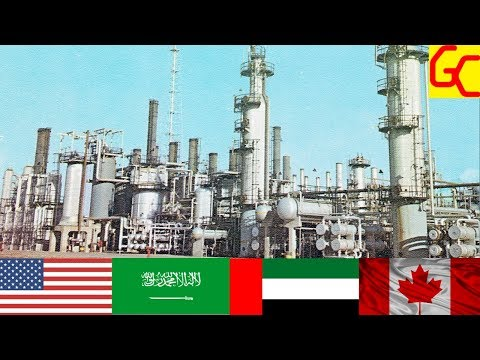 Top 10 Highest Oil Producing Countries in the World 2020