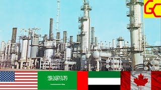 Top 10 Highest Oil Producing Countries in the World 2017