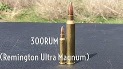 300 RUM (Remington Ultra Magnum)