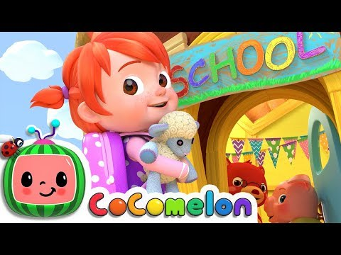 Mary Had a Little Lamb | CoCoMelon Nursery Rhymes & Kids Songs