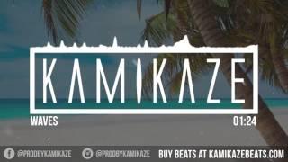 "[SOLD] Tropical Pop Beat 2017 - ""Waves"" (Pop Instrumental)   Prod. KamikazeBeats"