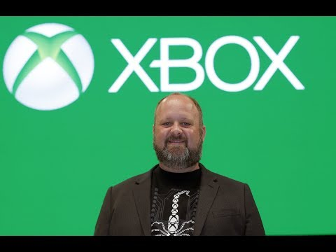 The Inner Circle E3 2017  - Aaron Greenberg Interview