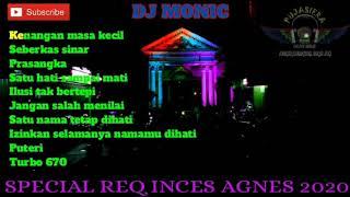 DJ MONIC - DUGEM FUNKOT PUJASERA SPECIAL REQ INCES AGNES 2020