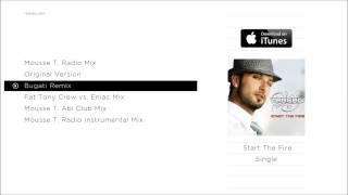 TARKAN - Start The Fire Bugati Remix (Official Audio)