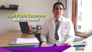 Trainingmed - Control de Peso - Dr. Juan Pablo Casanova