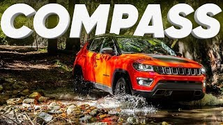 JEEP Compass 2019 // Большой тест-драйв