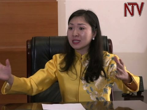 Chinese tycoon Helen Hai signs job creation agreement with Uganda