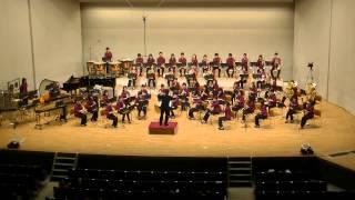2014年5月18日 四日市市文化会館にて行われた第3回定期演奏会より 三重...