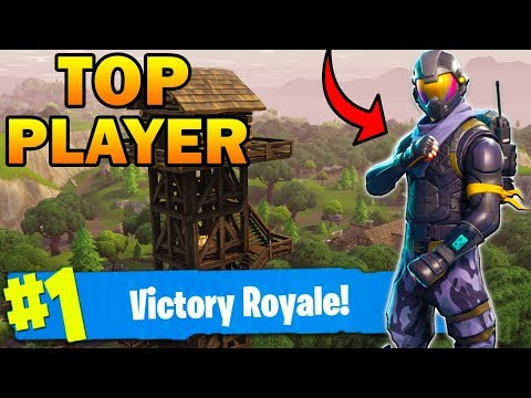 TOP FORTNITE PLAYER | #1 RANKED ON LEADERBOARDS Grind | Level 100+ (Fortnite Battle Royale)