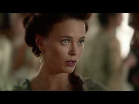 Katia Winter on Sleepy Hollow