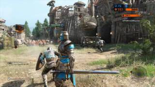 For Honor Beta {Live Gameplay} 720p 60FPS PS4 PRO Platform