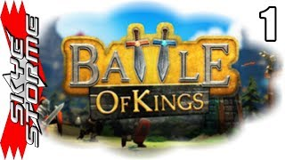 Battle Of Kings EP 1 - Medieval Tower Defense With A Refreshing Twist! - Let