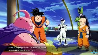 """Dragon Ball Fighter Z """"Capitulo 7: Nº16 se entromete. Freezer lo quiere muerto Mapa 9""""[PS4] #34"""