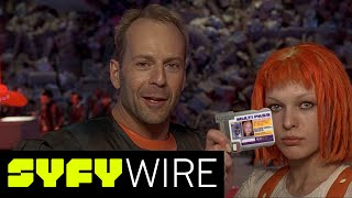 Exclusive Preview: Luc Besson On The Origins Of Fifth Element   SYFY WIRE