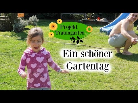 Ein schöner Frühlingstag - Projekt Traumgarten - Familien VLOG#729 Rosislife from YouTube · Duration:  15 minutes 33 seconds